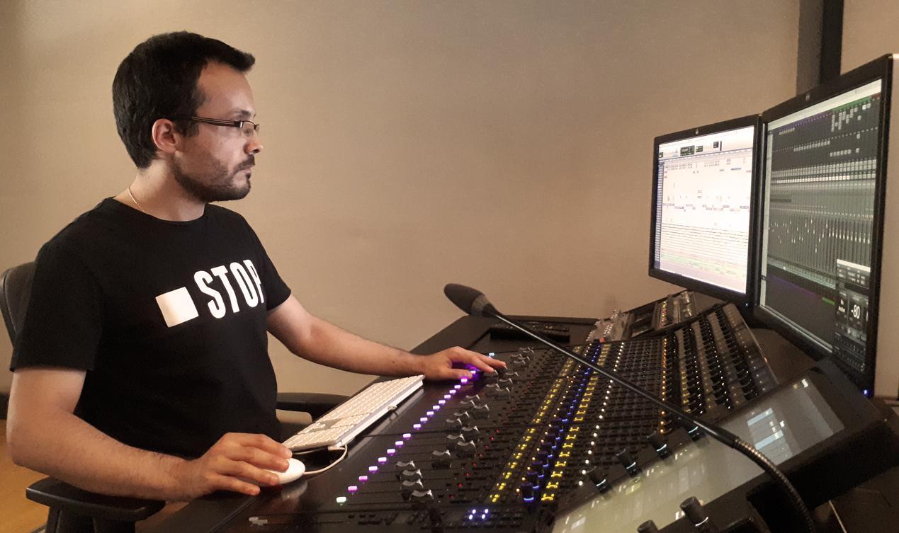 Choisissez Yopi Sound pour votre mixage audio professionnel - Hauts de Seine - Ile De France