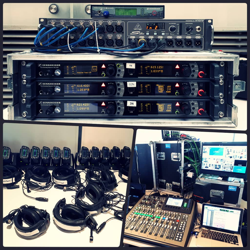 Live Stream de Yopi Sound, ingénierie du son dirigée par Pierre Yokel en Île-de-France