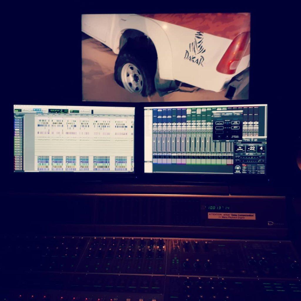 Yopi Sound assure le mixage audio de reportages audiovisuels - Pierre Yokel - Hauts-de-Seine - Île-de-France