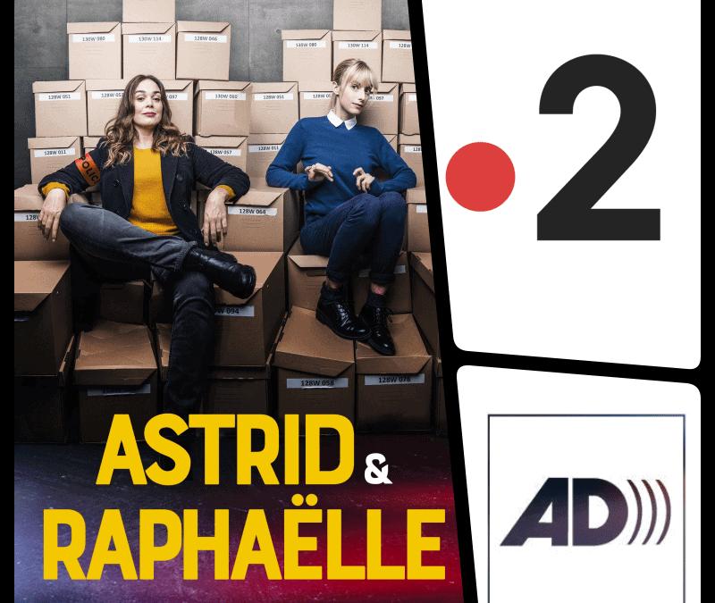 Astrid & Raphaëlle (saison 2)