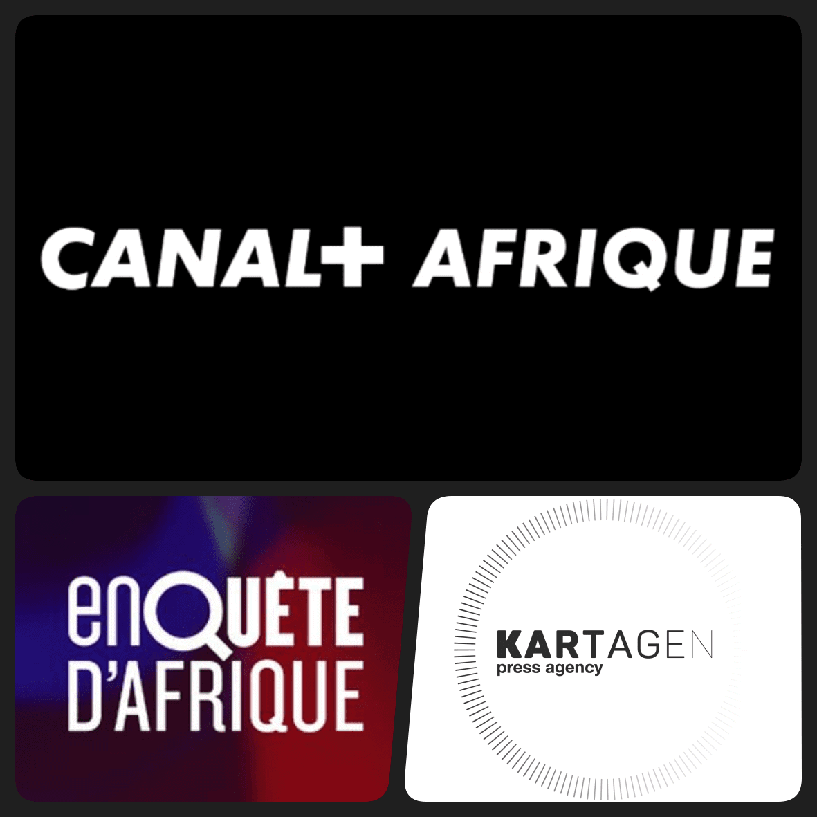 Yopi Sound réalise des mixages pour Canal+ Afrique - Influenceuses Côte d'Ivoire