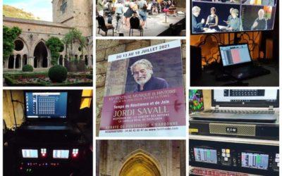 XVe Festival Musique et Histoire – Jordi SAVALL
